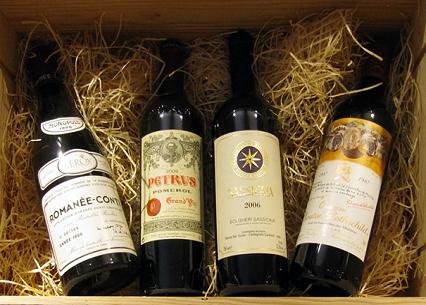 Premium Weinhandel