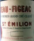 Figeac-Etikett