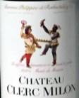 ClerMilon Etikett