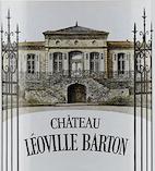Leoville Barton Etikett