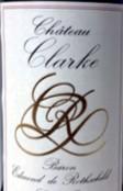 Clarke Etikett